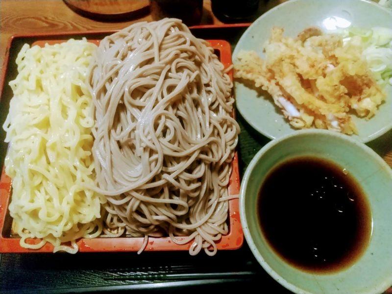 【蕎麦 やま七】七日町で人気のあいもり天!ボリュームがすごい! yamagata-nanokamachi-soba-yamashichi.jpg