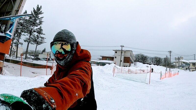 【上の台パウダー祭り 爆弾低気圧到来】運休の山形蔵王温泉スキー場   Enjoying-great-powder-snow-at-Uwanodai-area-of-Yamagata-Zao-Onsen-Ski-Resort.jpg