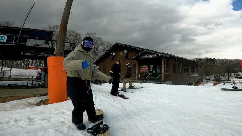 【ファイナルシーズン中央バンクドスラローム】山形蔵王温泉スキー場 Enjoying-Banked-Slalom-at-Yamagata-Zao-Onsen-Ski-Resort-in-April-Final-Season.jpg