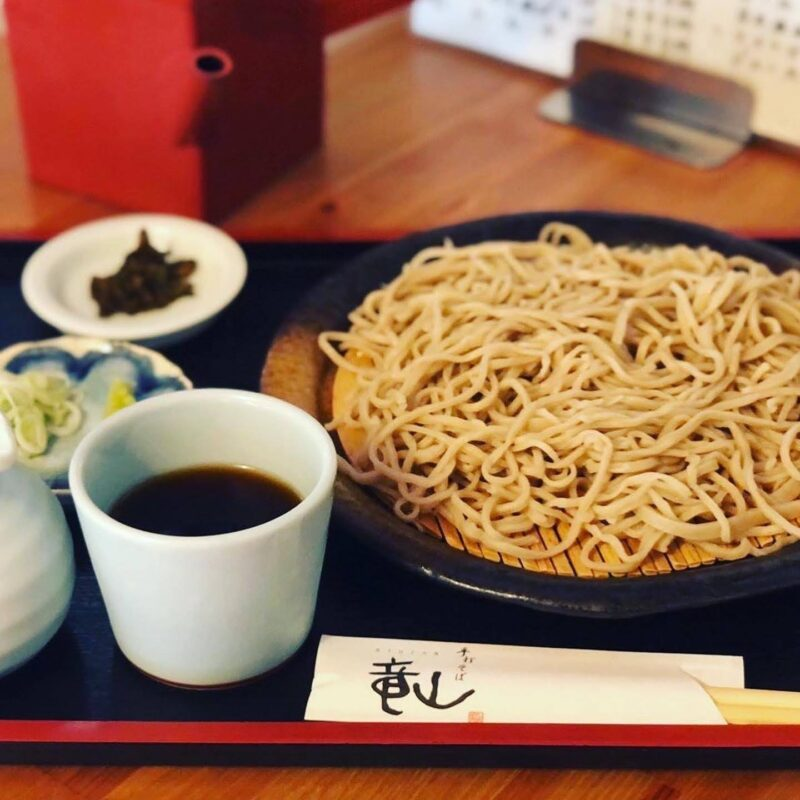 【そば竜山 西蔵王】澄んだ空気と蔵王の清らかな水で作る手打ちそば   Soba-Ryuzan-in-Yamagata-Zao.Enjoy-handmade-soba-made-with-clean-air-and-pure-water-from-Zao.jpg