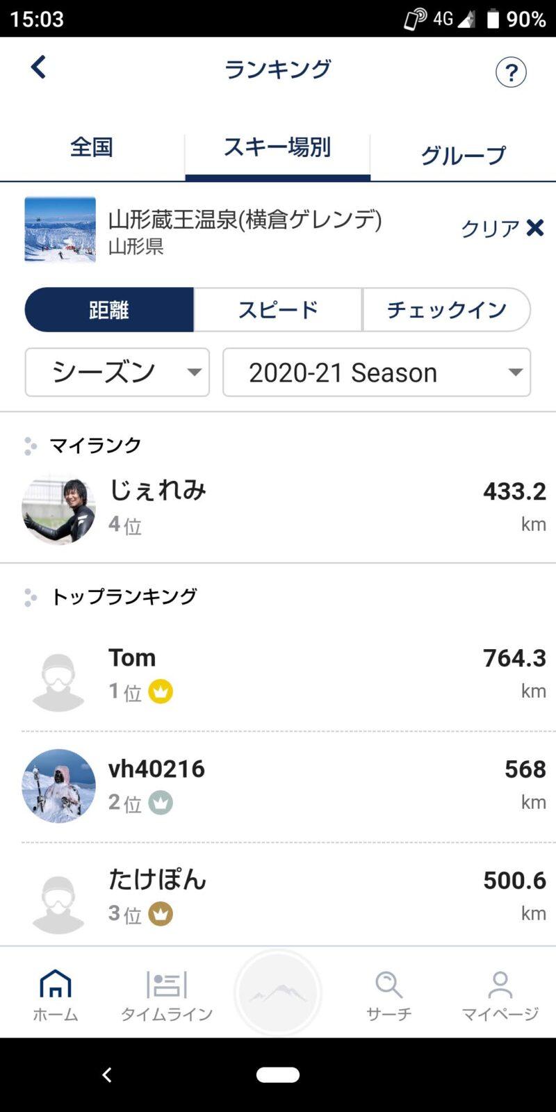 【スキースノーボード用 GPSスマホアプリ】山形蔵王温泉スキー場 GPS   smartphone-app-for-skiing-and-snowboarding.useful-at-Yamagata-Zao-Onsen-Ski-Resort.jpg
